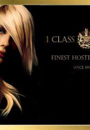 First class hostess Hamburg