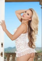 Sizzling Blonde HK Escort Monik